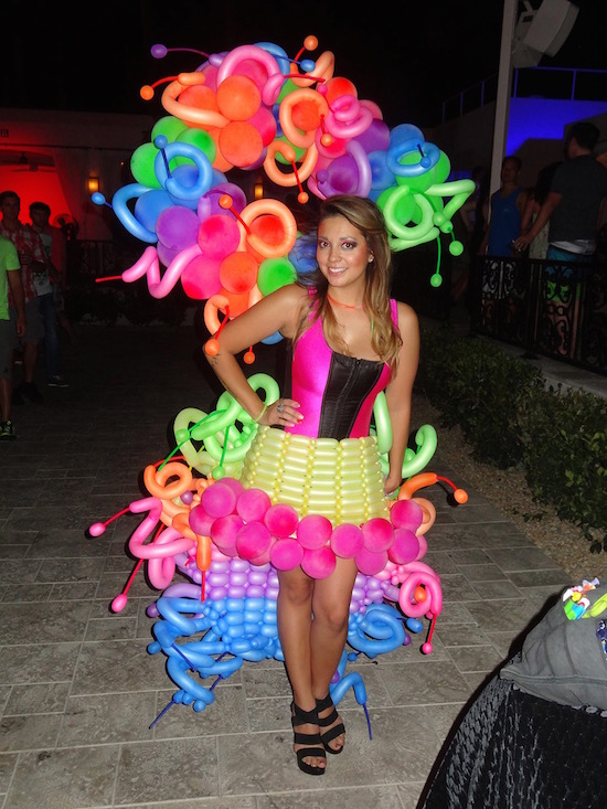 Balloon Dress Daylight