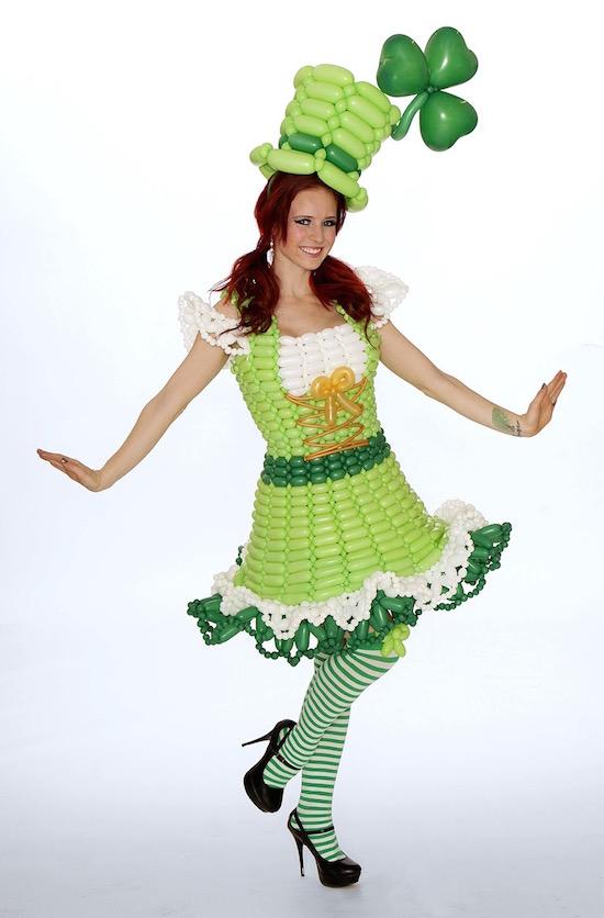 Las Vegas Balloon Dress