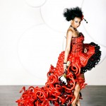 Moulin Rouge Dress