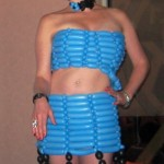 balloon dress