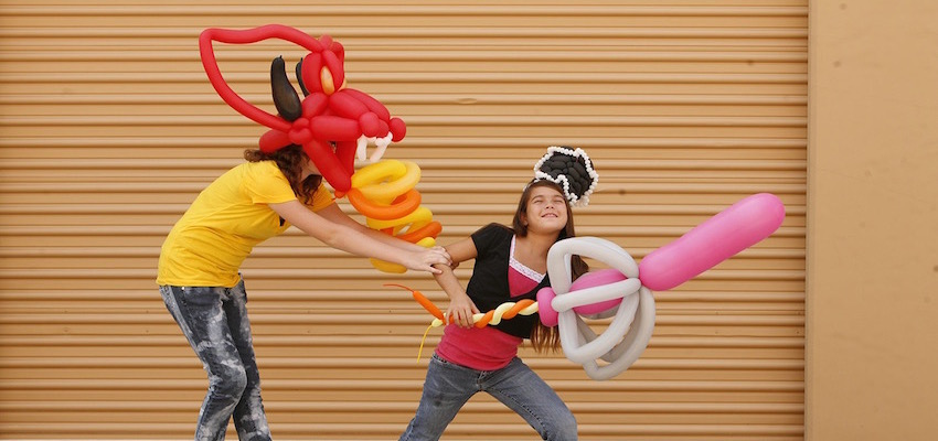 Balloon Twister Las Vegas