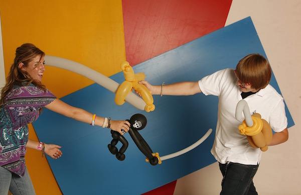 balloon artist las vegas