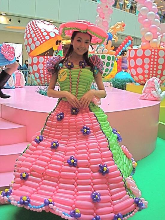 Las Vegas Balloon Artist