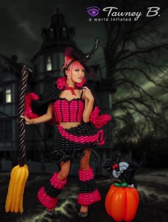 Unique Witch Costume