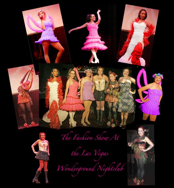 Las Vegas Wonderground Fashion Show
