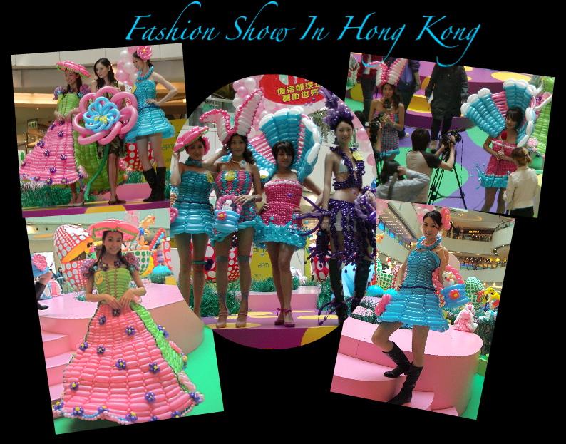 Fashion Show In Hong Kong