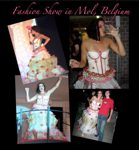 Fashion Show In Belgium