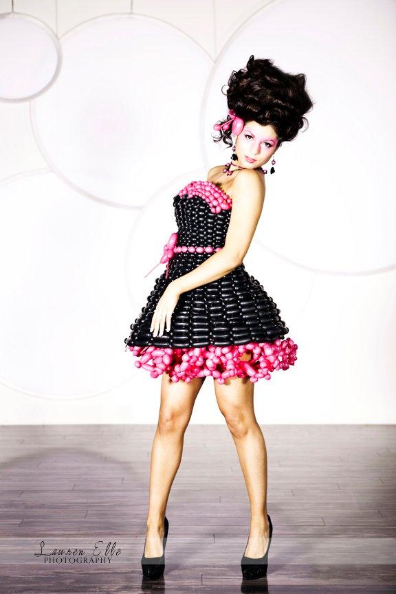 Unique Rockabilly Dress