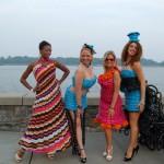 Balloon dresses