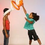 Balloon artist Vegas