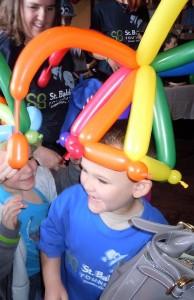 balloon animals las vegas