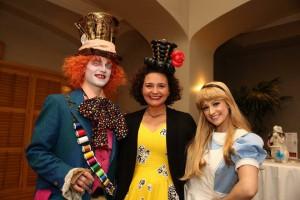 Wonderland themed party