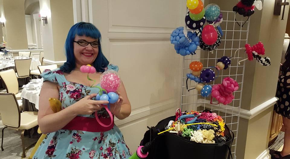 Balloon Hairbands